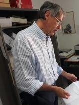 arch.Mauro Mariano dirigente settore 8 az